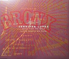 JENNIFER LOPEZ 4 TRACK CD JENNY FROM THE BLOCK FREE POST IN AUSTRALIA