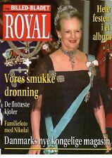 Royal Dänemark Denmark, Queen Königin Margrethe, dänisch, Kongehuset