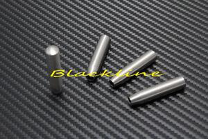 For Mercedes Benz GL Class X166 Stainless Metal 4 Door Lock Pins 450 550 63 AMG