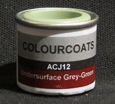 Colourcoats Underside Grey - Green / IJA #1 Hairyokushoku - (ACJ12)