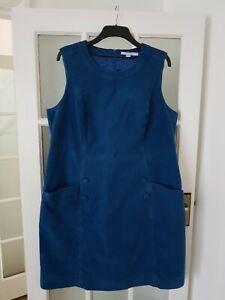 BODEN  Lined Velour Sleeveless Dress Size 22L