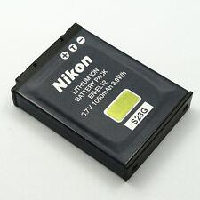 NEW Genuine Nikon EN-EL12  Battery  For Coolpix S80S70 S1000pj S8100 S8200 S6200