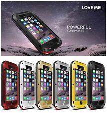 """Etui Coque Antichocs incassable LOVE MEI Shockproof Case Cover iPhone 6, 6s 4.7"""""""