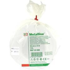 METALLINE Rolle 10 cmx5 m 1 St