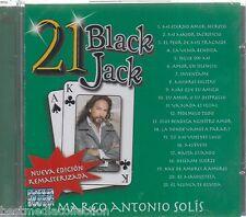 Marco Antonio Solis CD NEW 21 Black Jack ALBUM 21 Grandes Exitos SEALED