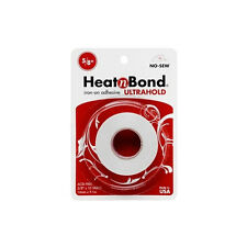 Thermoweb - HeatnBond - Ultrahold - 5/8 in x 10 yd Roll Iron-on Adhesive No Sew