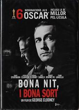 Bona nit i bona sort (Goodnight and good luck) D George Clooney ed diary