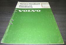 Werkstatthandbuch Volvo 343 Achsantrieb Antrieb MT Stand August 1978