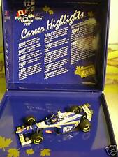 MINICHAMPS Williams RENAULT Fw19 Jacques Villeneuve World Champion Ltd Ed 1/43