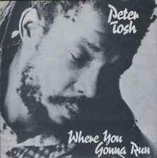"""Peter Tosh-where you gonna run.7"""""""