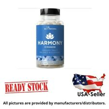 Harmony D-Mannose – Urinary Tract UT Cleanse & Bladder Health 60 Capsules