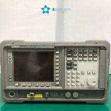 Agilent N8973a Noise Figure Analyzer 10 Mhz To 3 Ghz