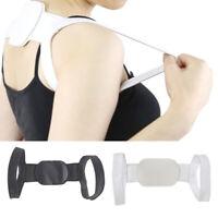 Correcteur de posture 2 pièces pour hommes femmes dos soutien orthèse épaule