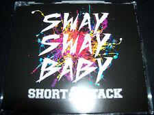 Short Stack Sway Sway Baby Rare Australian CD Single – Like New