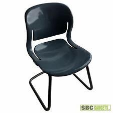 Herman Miller Fiberglass Shell Chair, Blue - SHIP SAME DAY