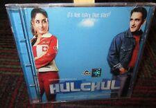HULCHUL: BOLLYWOOD MOVIE SOUNDTRACK MUSIC CD, 6 GREAT TRACKS, GUC