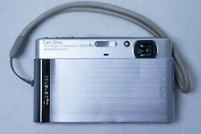 Sony Cyber-shot DSC-T90 12.1MP Digital Camera - Silver