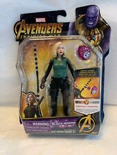 Marvel Avengers Infinity War Black Widow Infinity Stone 6in Action Figure New
