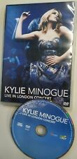 DVD Kylie Minogue - Live in London Concert ( Rare Brazil Edition )