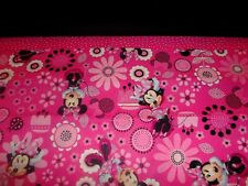 Embroidered Personalized STANDARD Pillowcase Minnie