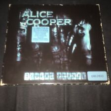 ALICE COOPER Brutal Planet LIMITED NUMBERED EUROPEAN TOUR EDITION 2CD