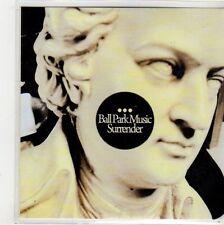 (FL50) Ball Park Music, Surrender - 2014 DJ CD