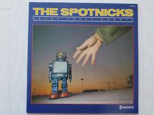 LP 33T The SPOTNICKS  Never trust robots  Pre 30001 NM/NM