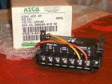 ASCO 445613-001 2 WIRE CONTROL 120VAC 445613001