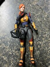 HASBRO 2020 GI-JOE COBRA CLASSIFIED SERIES WAVE 1 SCARLETT 6? FIGURE