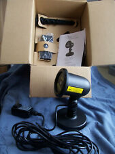 Holiday Laser Projector.BlissLights.Spr ight Motion Green Firefly W/Remote New