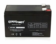 ExpertPower 12V 8AH Long Life, Rechargeable Battery replaces Goldtop HG #GT12080