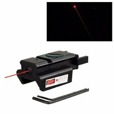 Red Dot Laser sight Tactical 20mm picatinny Weaver rail Mount for Pistol Gun