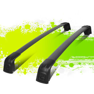 2x OE Style Aluminum Top Roof Rack Rail Cross Bar Carrier for Sportage 16-19
