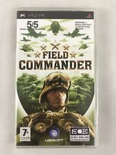 PSP Field Commander (2006), UK Pal, Brand New & Factory Sealed