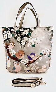 Cath Kidston Disney Snow White Bag Reversible Crossbody Handbag Seven 7 Dwarves