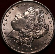 Uncirculated 1904-O New Orleans Mint Silver Morgan Dollar