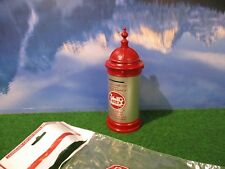 LGB  5038 Advertising pillar,  Money box also as ball pen box  -MINT-