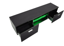 LED Light 2 Drawers Console US tv stand