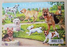 """Timbre France Série N°4545/4548 Neufs ** """"Les chiens"""""""