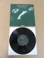 "THE SMITHS The Queen Is Dead 10"" LP RARE NUMBERED SLEEVE PROMO COPY SMITHS4"