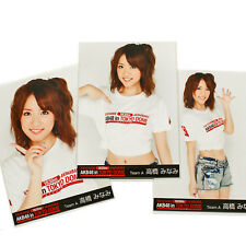 "AKB48 Minami Takahashi ""AKB48 1830m Tokyo Dome Concert"" photos complete set"