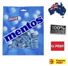 405G Mentos Mint Bag Candy Lollies Fresh Breath Home Office Delicious FREE POST