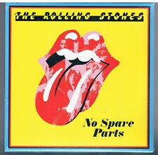 """THE ROLLING STONES NO SPARE PARTS 45 GIRI 7"""" LTD COPIA N° 06357 SEALED"""