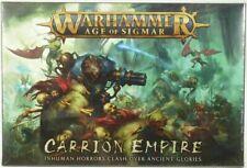 Games Workshop Warhammer Age of Sigmar Carrion Empire Sealed Boxed Set