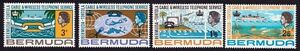 /BERMUDA 1967 Cable & Wireless Telephone Service 4v set MNH @S2028