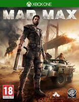 Mad Max (Microsoft Xbox One)