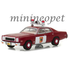 GREENLIGHT 42840 C 1978 PLYMOUTH FURY 1/64 MINNESOTA STATE PATROL POLICE CAR RED