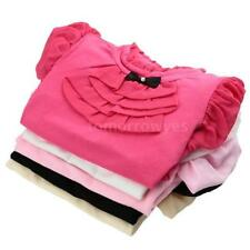 Unbranded Girls' Cotton Blend T-Shirts & Tops (2-16 Years)