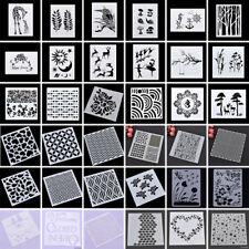 Deer Layering Stencil Masking DIY Stencil Drawing Spray Template  Scrapbooking