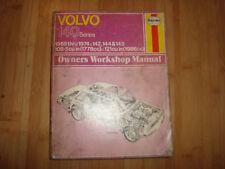 Haynes Volvo 140 Series 1966-1974 142 144 145 Owners Workshop Manual 129 CWI